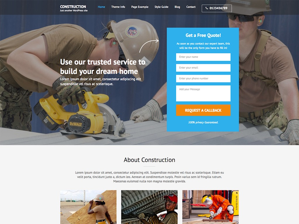 Construction Landing Page-min