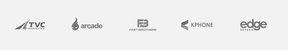 Consulting WordPress Theme Review - Logos