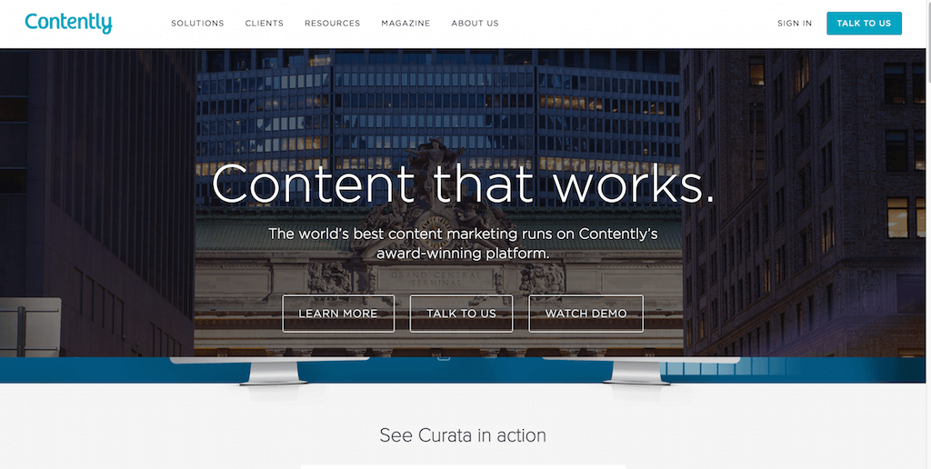 Contently Content Marketing That Works