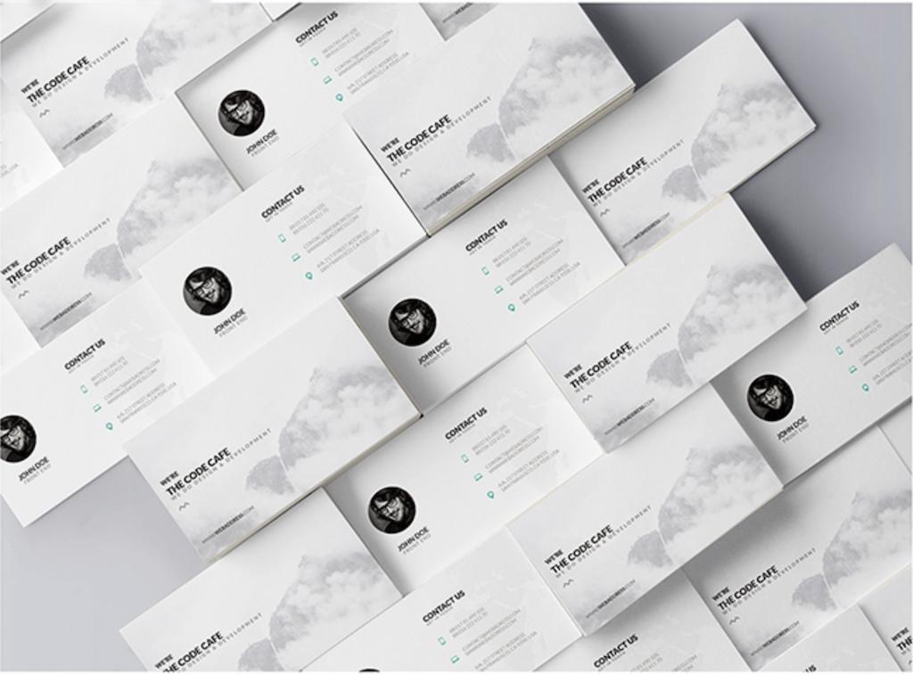 Corporate Branding Set by Abdullah Noman