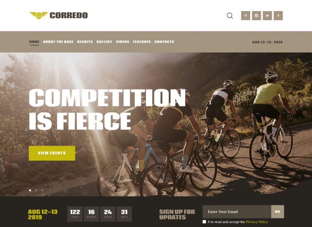 Corredo Bike