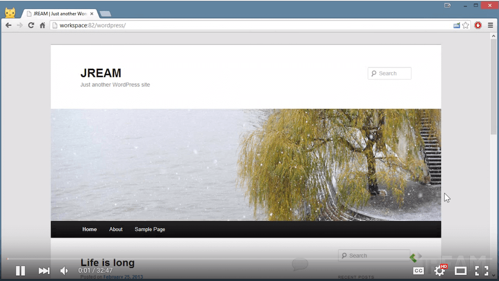 Create WordPress Theme from Scratch YouTube