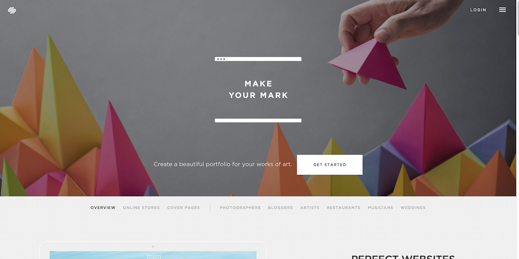 Create an Online Portfolio or Artist Website Squarespace Squarespace