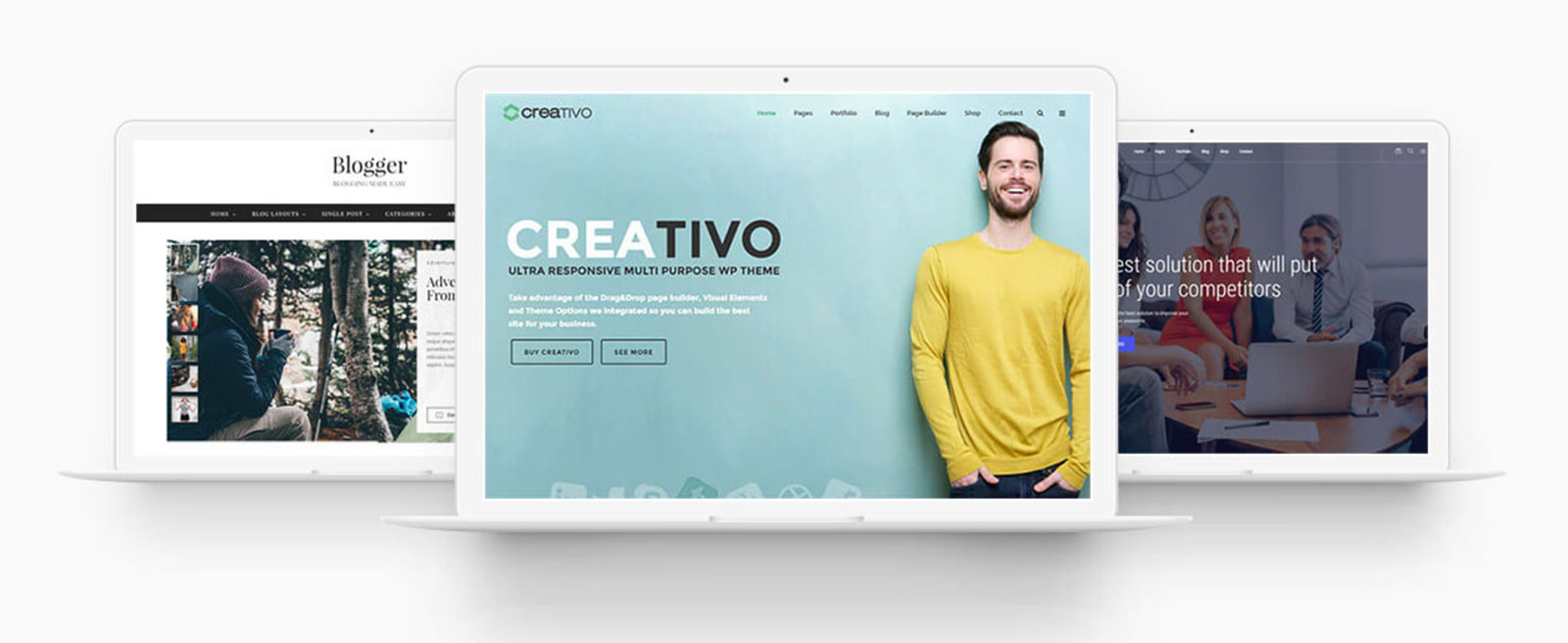 Creativo WordPress Theme Review