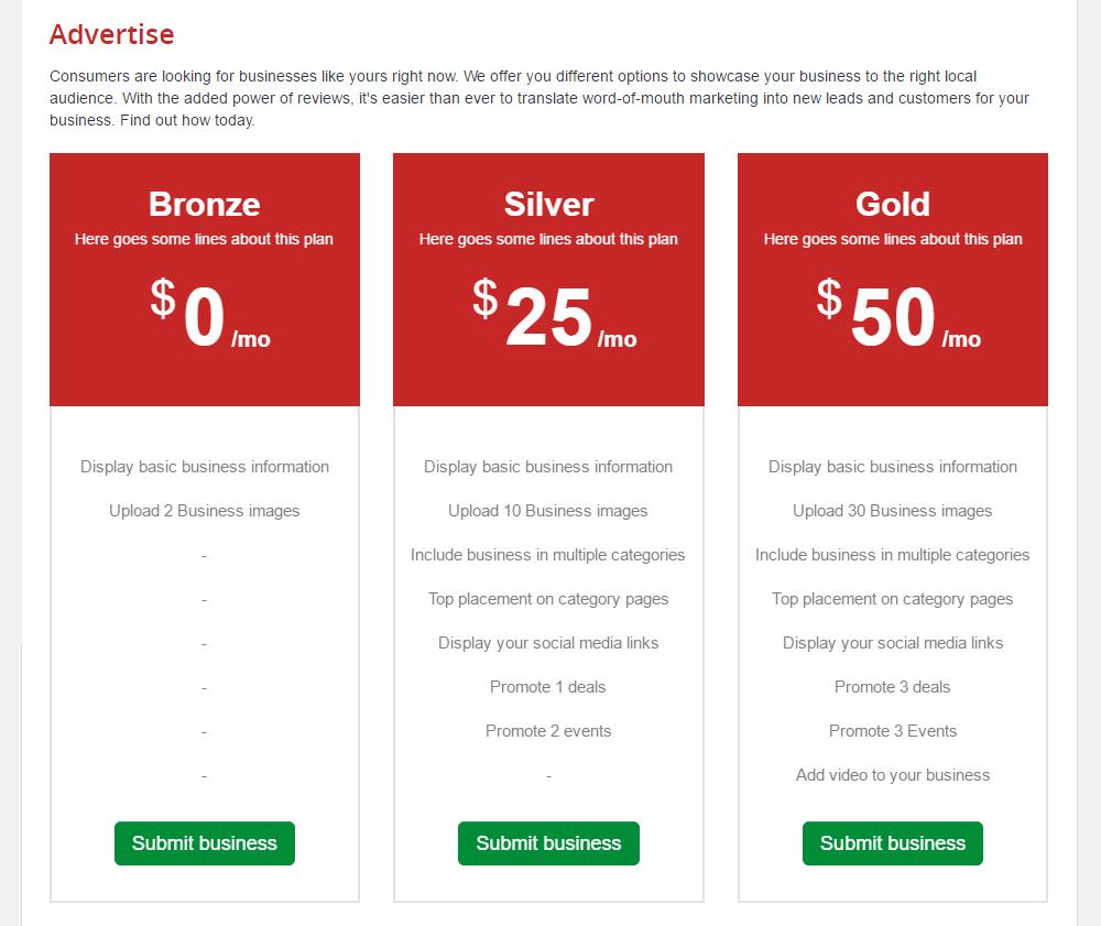 Crowd Vox Pricing Plans