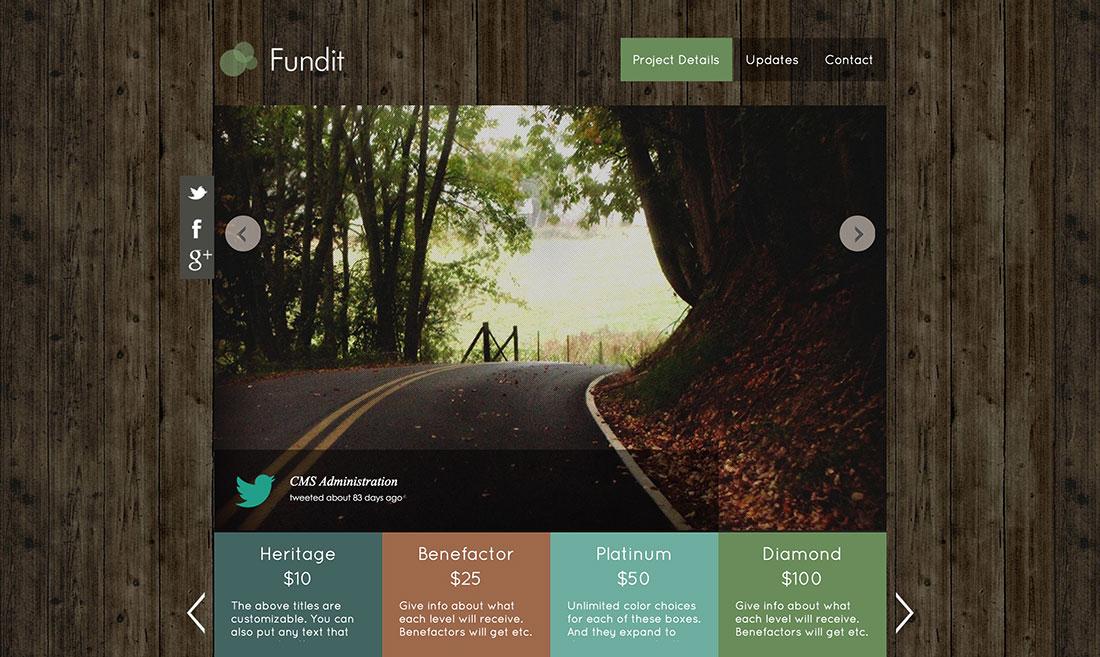 Best Crowdfunding WordPress Themes To Create The Next Kickstarter 2014