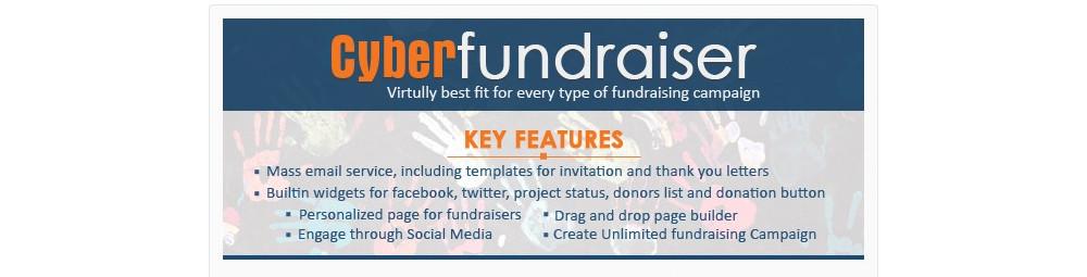 Cyber Fundraiser