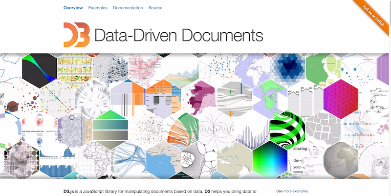 D3.js - Data Driven Documents