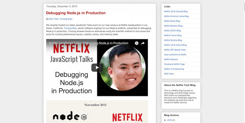 Debugging Node.js in Production