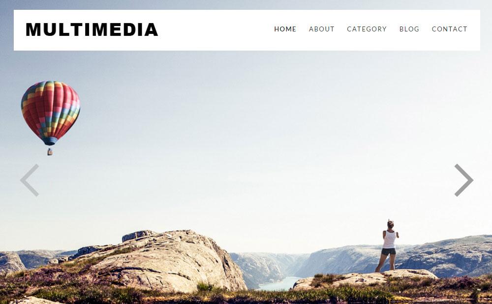 Dessign Multimedia Theme
