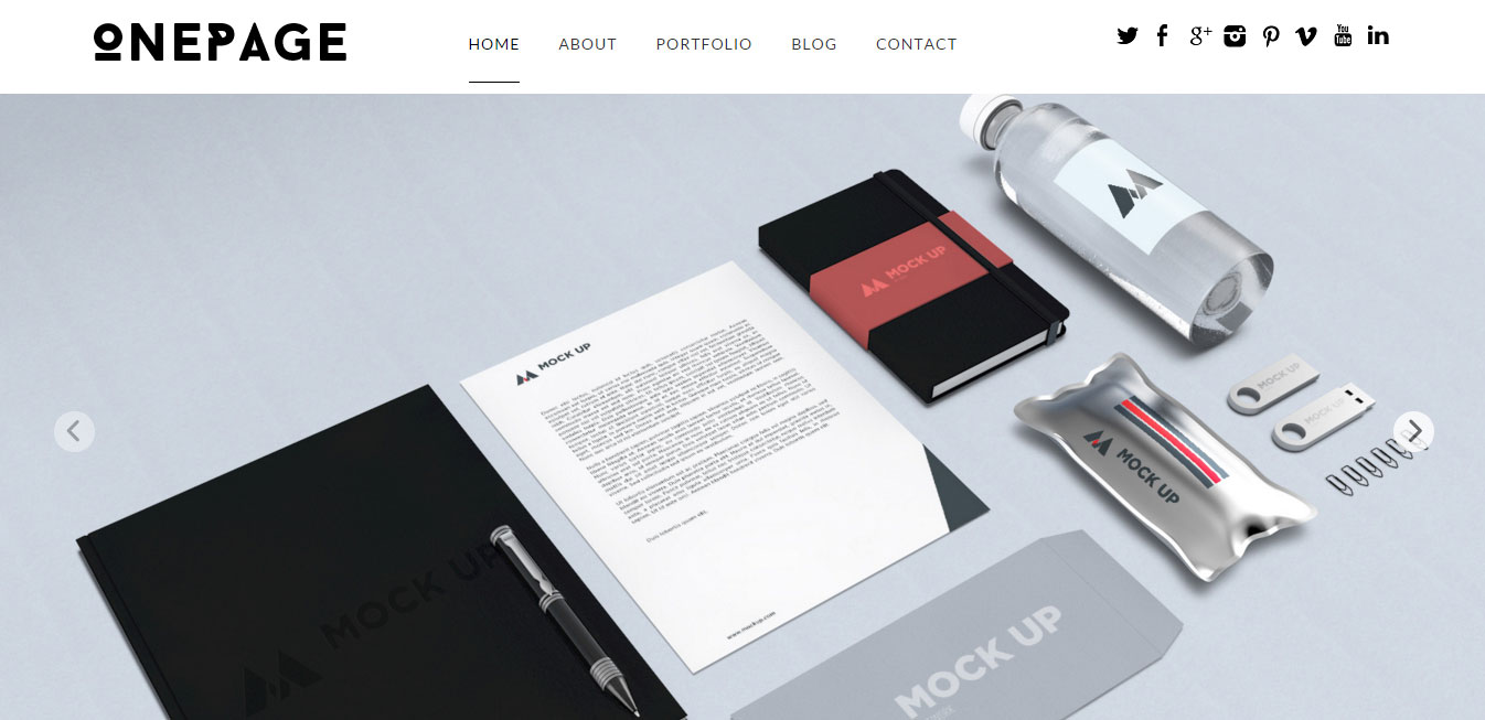 Dessign WordPress Themes Review: Clean And Modern Themes