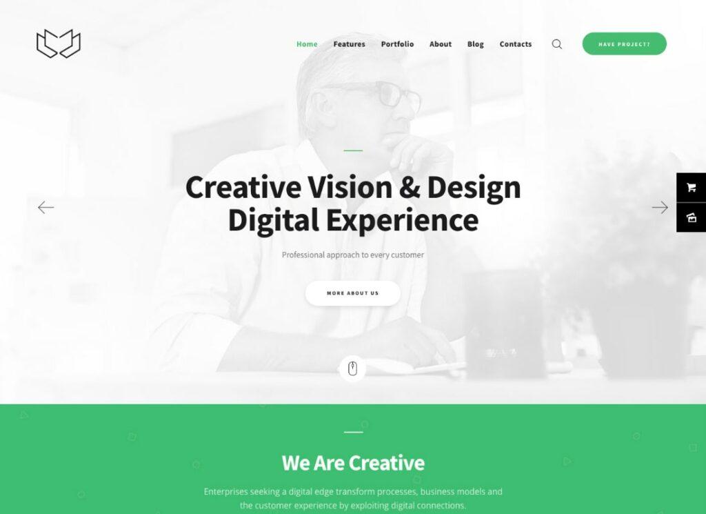 Deviox   A Trendy Multi-Purpose Business WordPress Theme