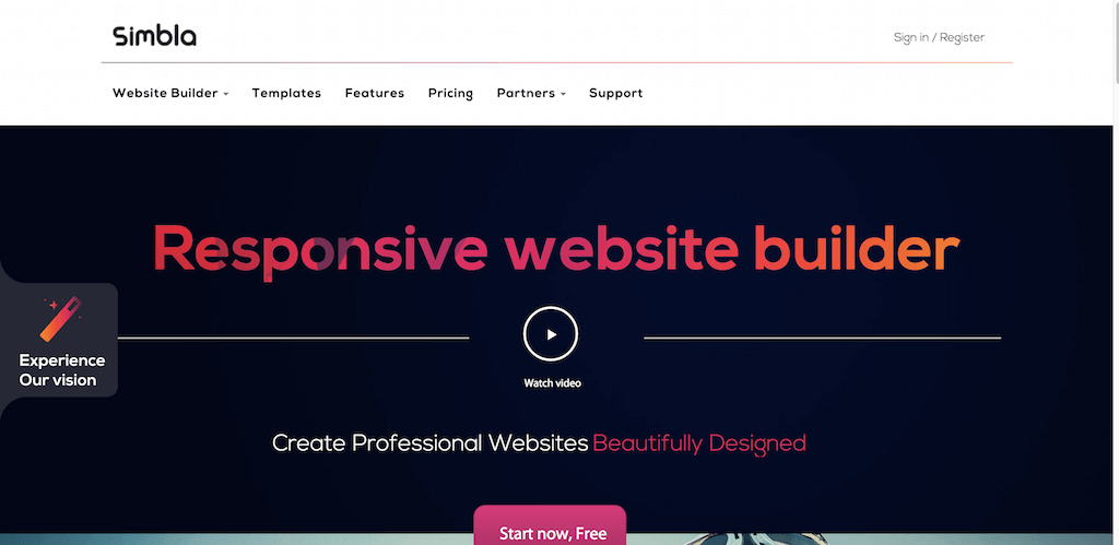 Drag and Drop Responsive Website Builder Website maker