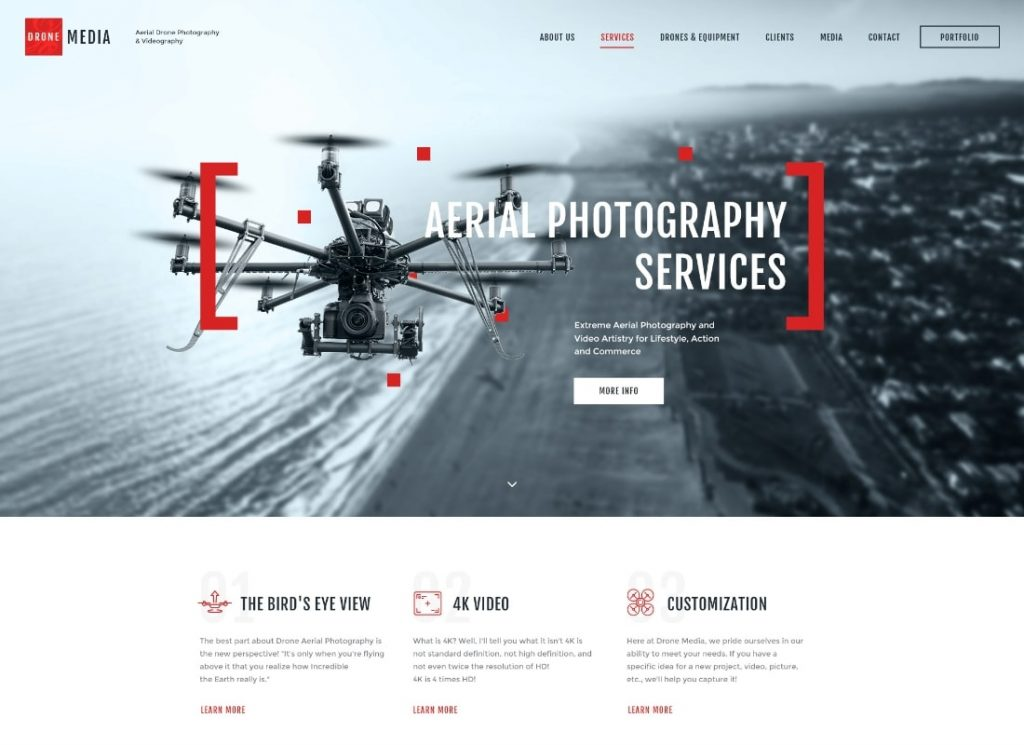 , 10+ Skyrocketing WordPress Themes to Make Your Website Look Special, Rojak WP