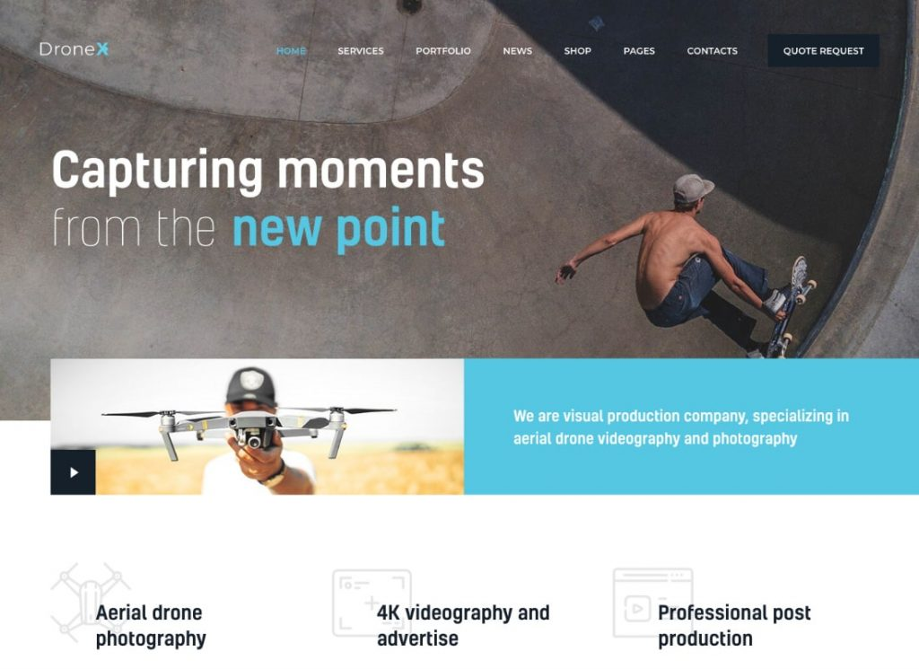 DroneX Aerial-min