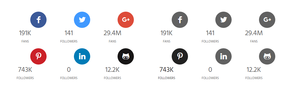 More Follower Count Options