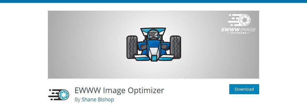 EWWW Image Optimzation