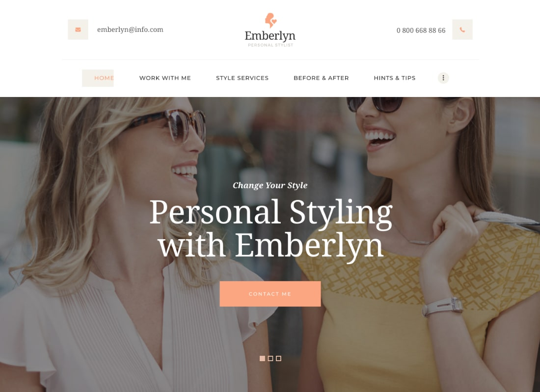 , 20 Best WordPress Themes for Mom Bloggers for Your Inspiration, Rojak WP
