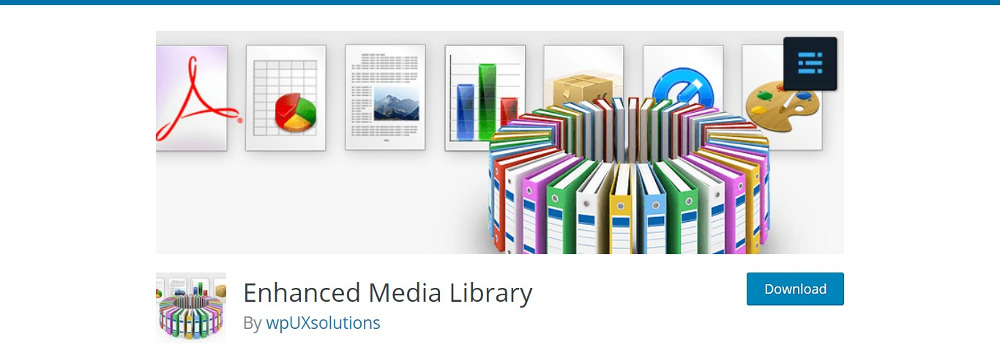 WordPress Media Library Management Plugins : Enhanced Media Library