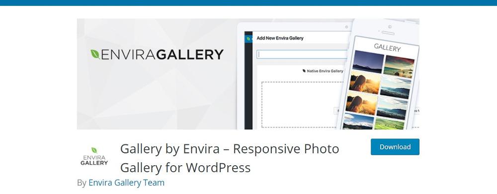 Envira gallery Lite