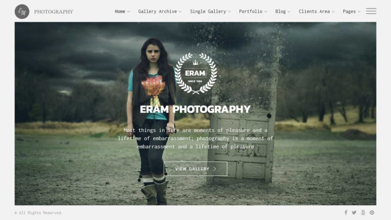 Eram Theme Review FT