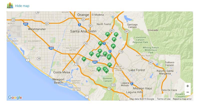 EstateMLS Google Maps