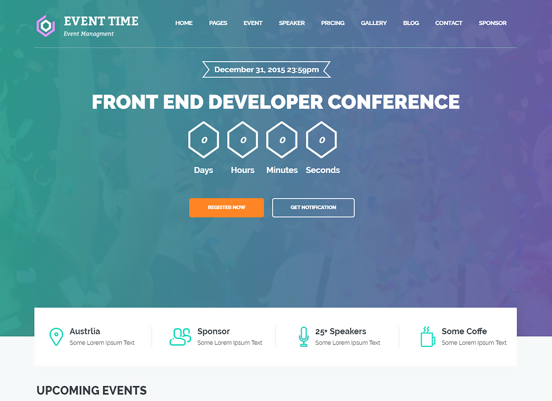 Event-Time