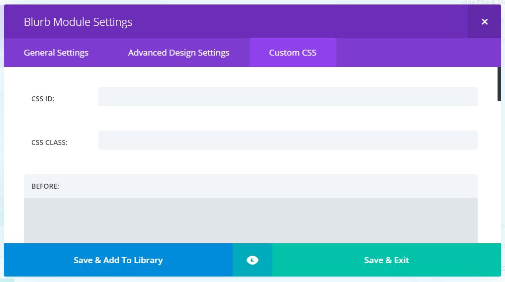 Extra WordPress Theme Review Custom CSS