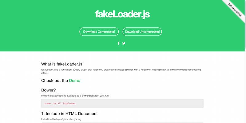 FakeLoader.js