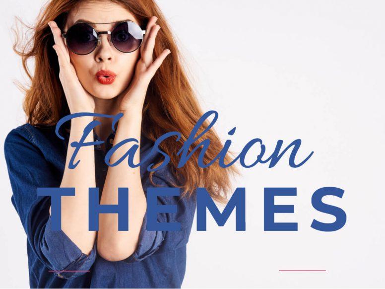 Fashion WordPress Themes Cover Photo 1