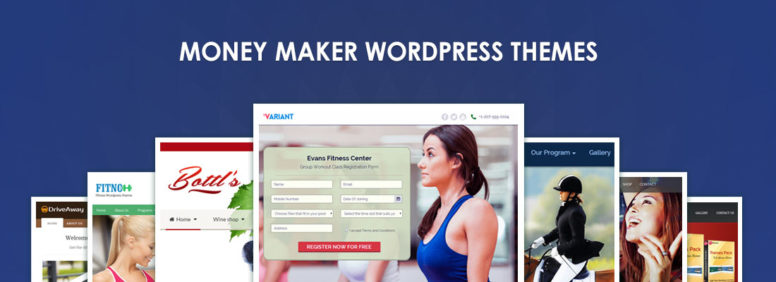 Most Popular Money Maker WordPress Themes: Exactly What These Themes Should Be Called