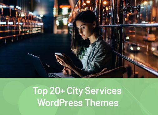 City Services WordPress Themes