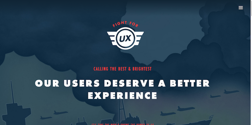 Fight For UX