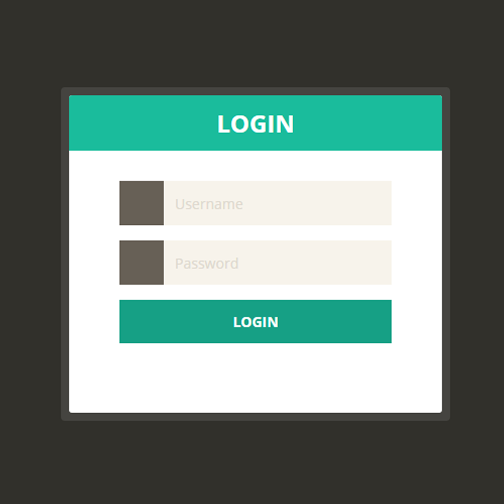 50 Free HTML5 And CSS3 Login Form For Your Website 2017 - Colorlib