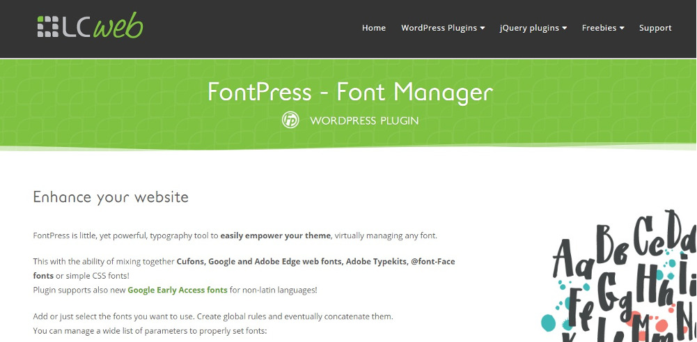 The Best Free WordPress Font Plugins for 2019 - Colorlib