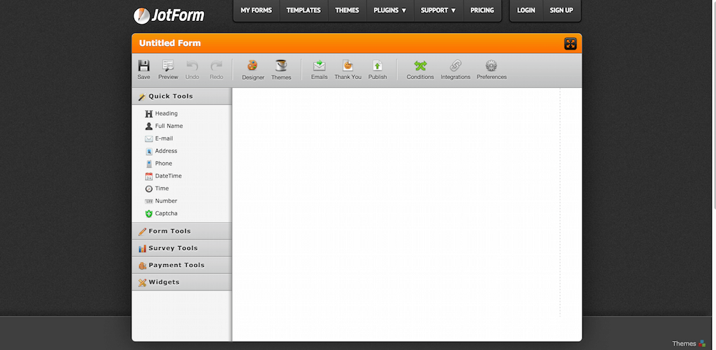 Form Builder · JotForm