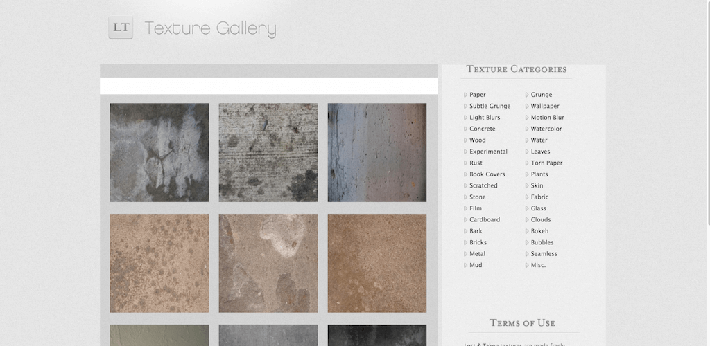 Free High Resolution Textures gallery