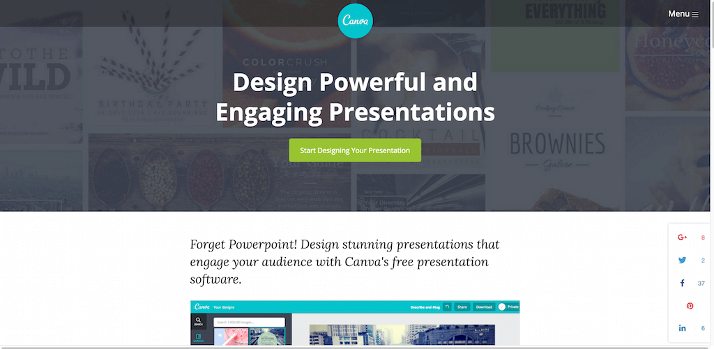 top 16 tools for creating and sharing presentations online colorlib