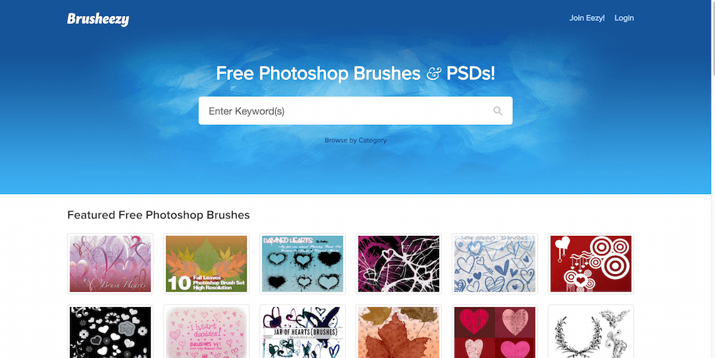 Free Photoshop Brushes at Brusheezy