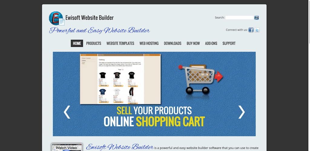 Free Website Builder Easiest website builder for your website