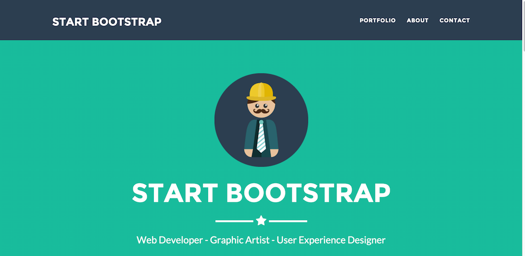 Freelancer Start Bootstrap Theme