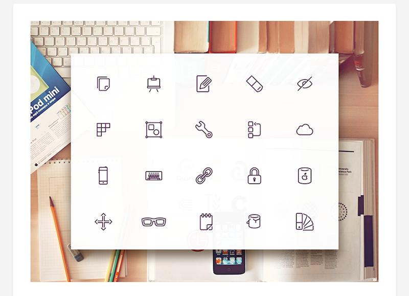 Geekies -- Design Icons