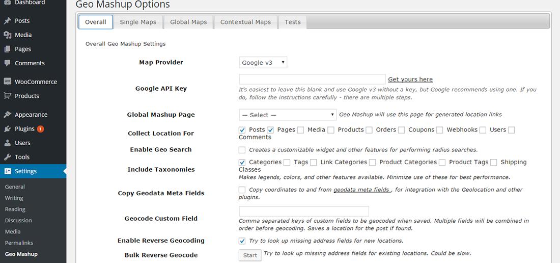 Top Google Maps Plugins For WordPress Colorlib - Free find us map header