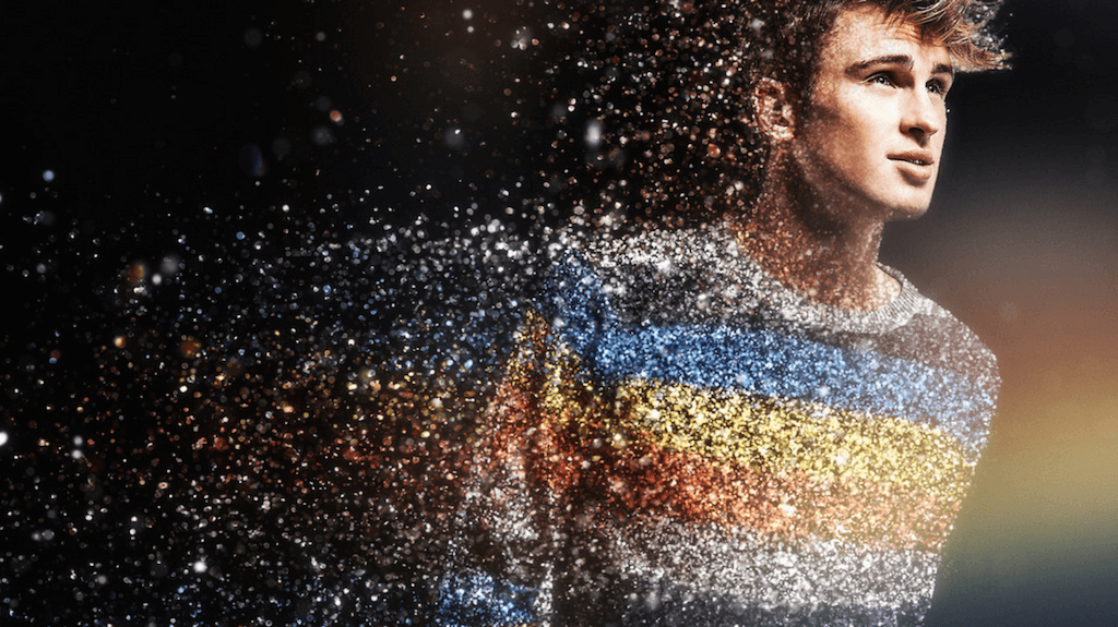 GlitterStorm Photoshop Action