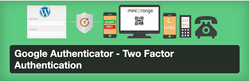 Google Authenticator - Authentification à deux facteurs