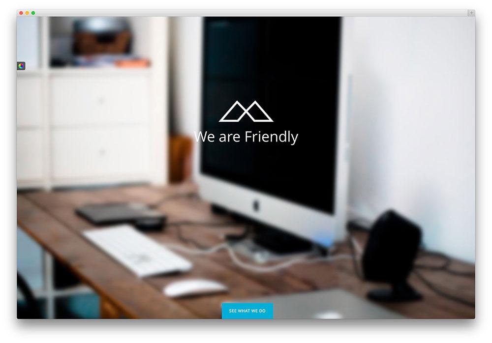 HalfCreative creative agency theme