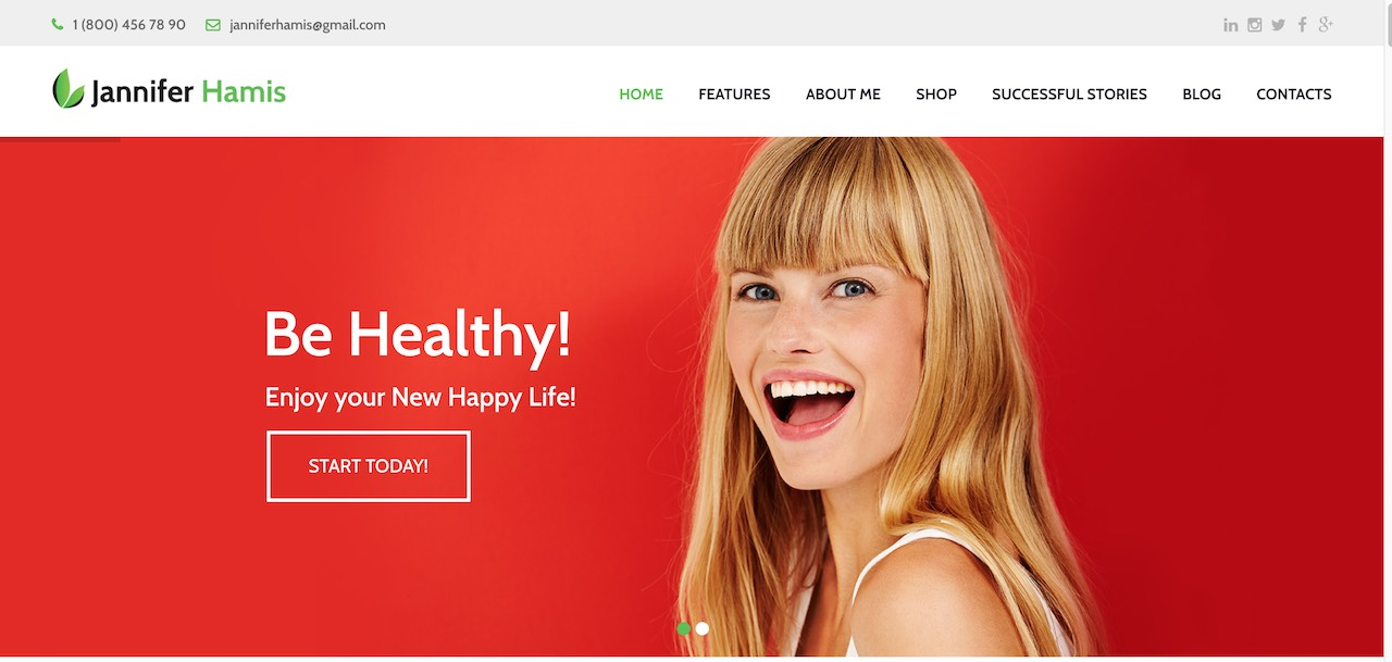 Health Coach Blog & Lifestyle Magazine -CL