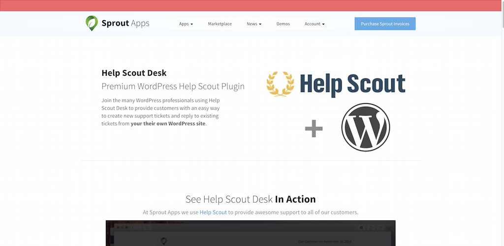 Help Scout Desk WordPress and Help Scout Plugin