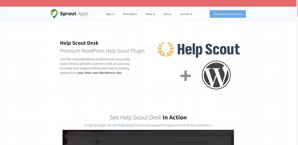Help Scout Desk WordPress and Help Scout Plugin