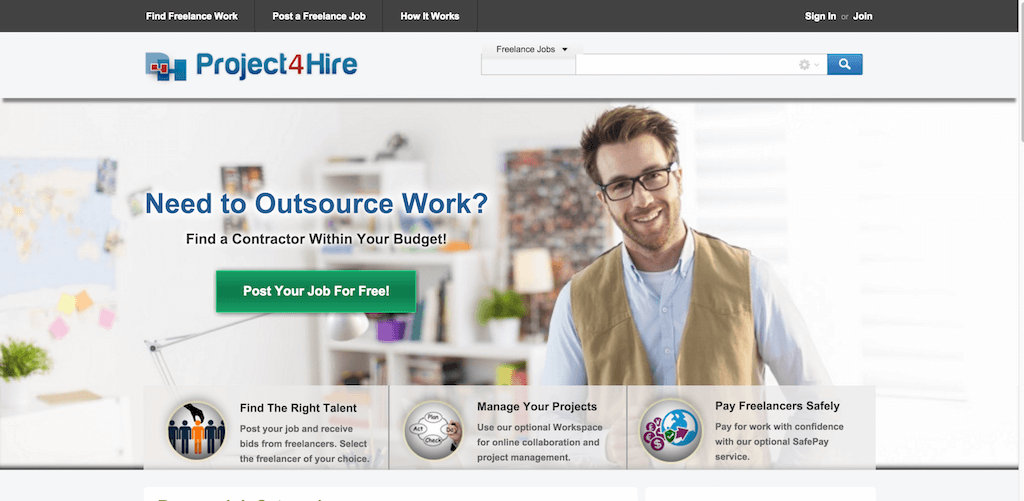 Hire Freelancers Web Designers Programmers Find Freelance Jobs